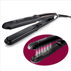 Professional Steam Hair Straightener With Argan Oil Straightening Irons Flat Iron Tourmaline Ceramic Vapor