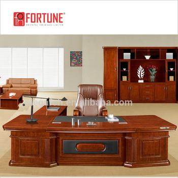 Bureau Classique Design De Luxe Table De Bureau Exécutif Président ...
