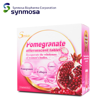 Women Health Slimming Weight Loss Pomegranate Juice Tablet Buy