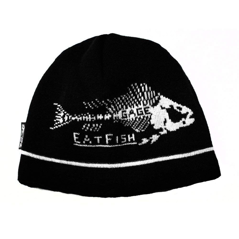 836826a6215 Get Quotations · Grunden s Men s Eat Fish Beanie
