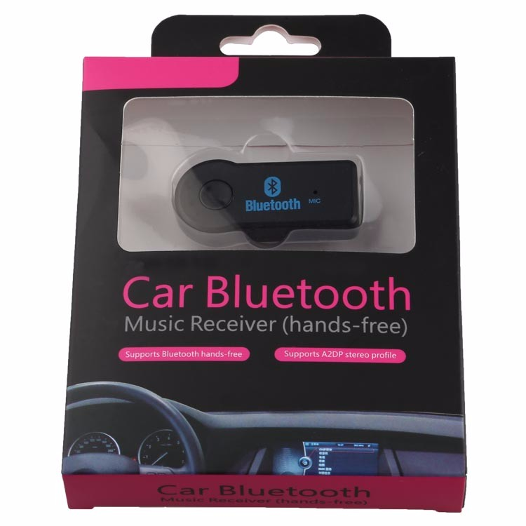 High Quality Hands-free Wireless Car Bluetooth 3.0 Music Receiver