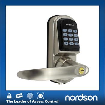 door handle magnetic electrical appliance rf deadbolt lock