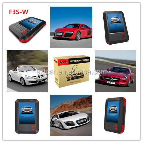 Car Diagnostic Tool F3s-w Gasoline Engine Scanner Fcar F5g Scan ...