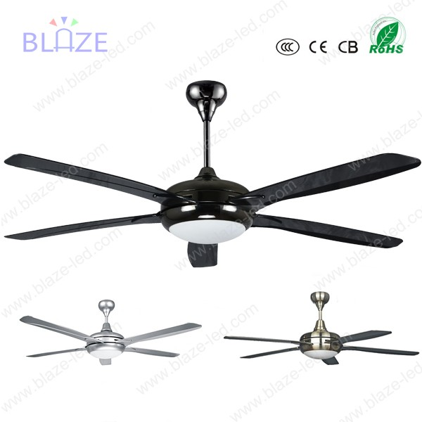 56inch remote control inch ceiling fan with light