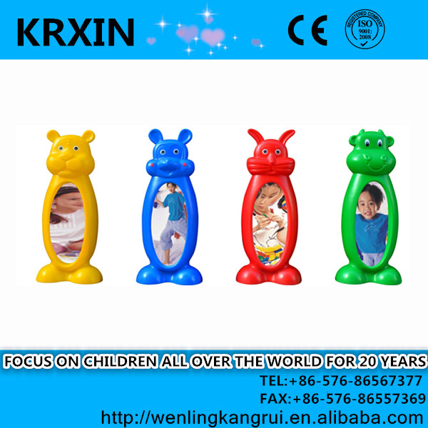 chlid's magic Mirrow toy/animal distorting mirror products