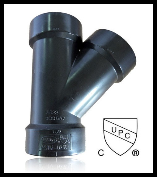 UPC Approved ASTM D 2661 Plumbing/ Building Materials ABS Plastic Sanitary/ Bathroom Schedule 40 Pipe Fitting H*MPT Male Adapter