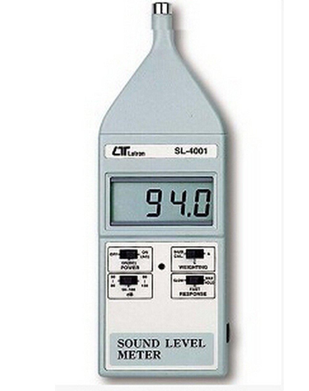 SSEYL SL-4001 Digital Sound Level Meter IEC 651 Type 2 Noise Meter Tester SL4001