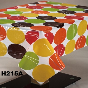 Wholesale hard plastic transparent table cover