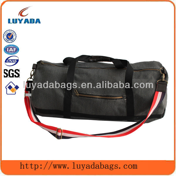 Duffel bag Type and Polyester,600D/PVC Material travel bag