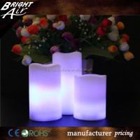 LED candles for birthday and party from Chinese manufacturer
