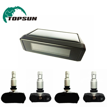 TOPSUN Tire Sensor TPMS Tire Pressure Monitoring System For Car