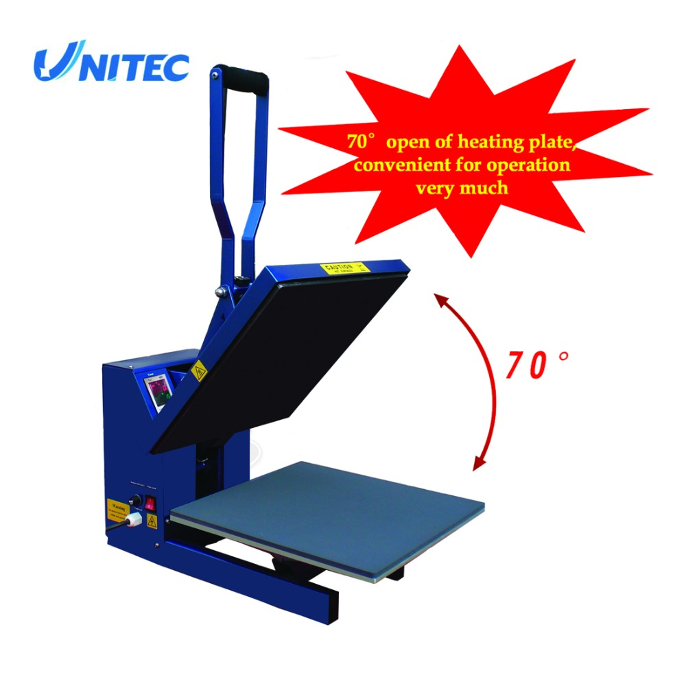 Hot new products for 2015 good quality T- shirt heat press machine