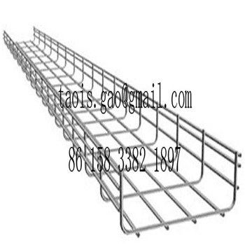 China Manufactured Oem Steel Wire Welded Wire Mesh Cable Tray