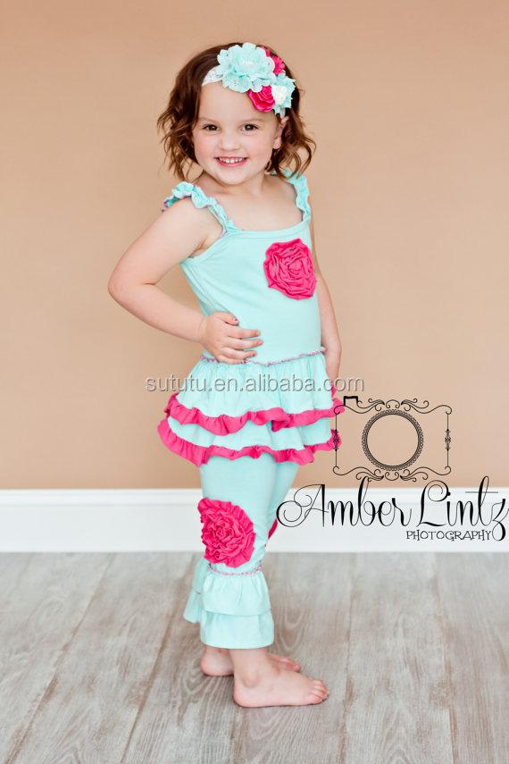 wholesale summer teen girl clothing set baby girl summer set bangladesh wholesale  clothing