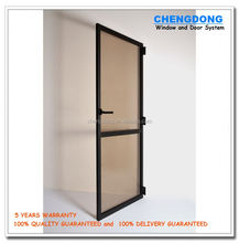 Walnut Zen Door Designs Single Flush Door