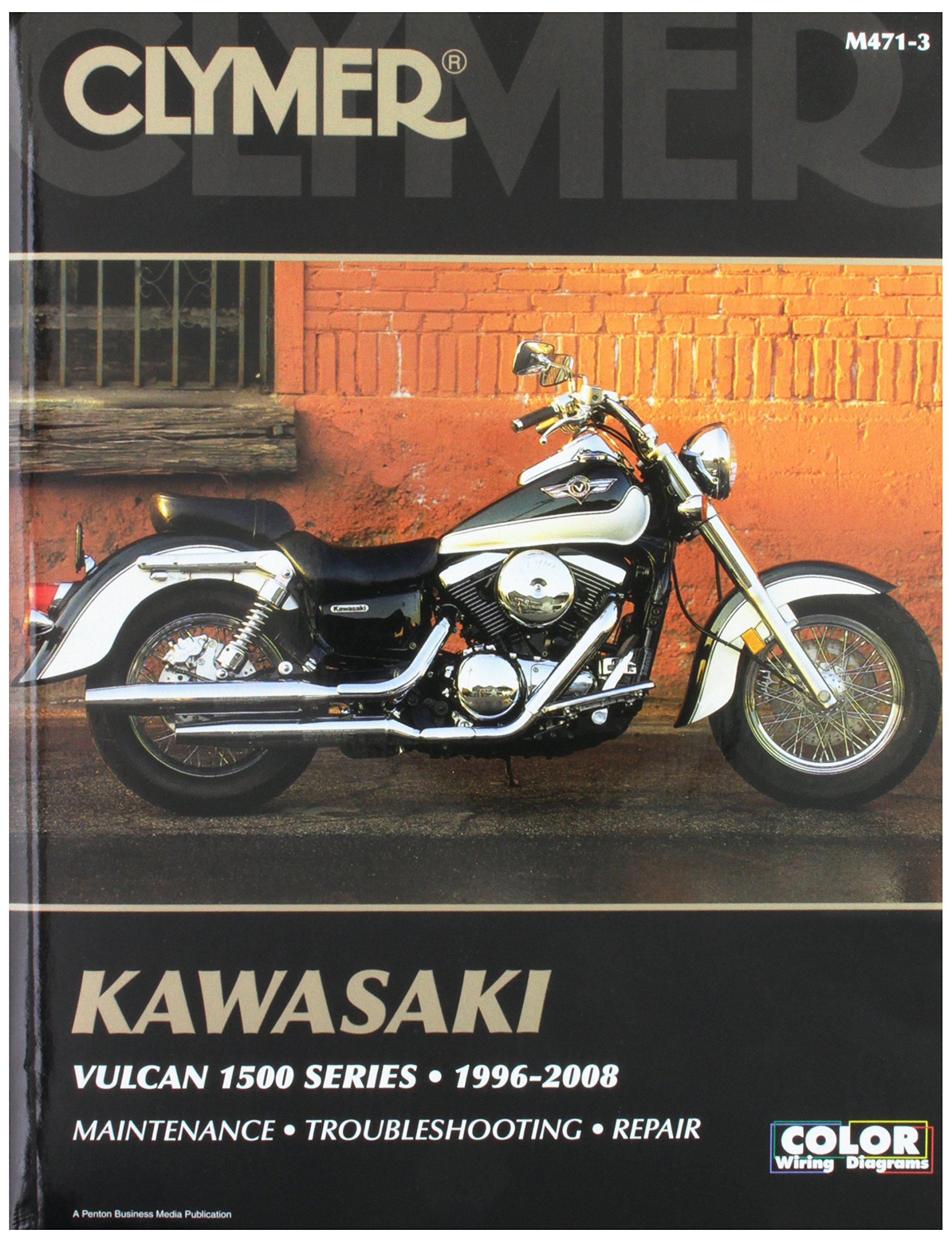 2008 Wiring Diagram Kawasaki Vulcan 1500 Fi Library 800 Get Quotations Clymer Series 1996