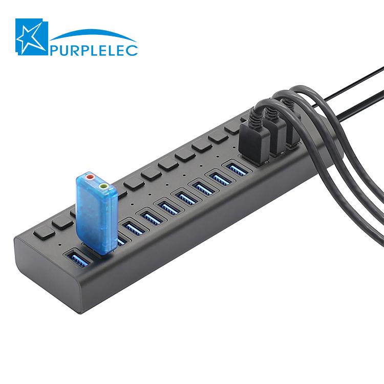 PEC-H713(USB 3.0 Hub)