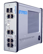 Telecomunicaciones tester Bitstream multipron, <span class=keywords><strong>E1</strong></span>, Gigabit Ethernet