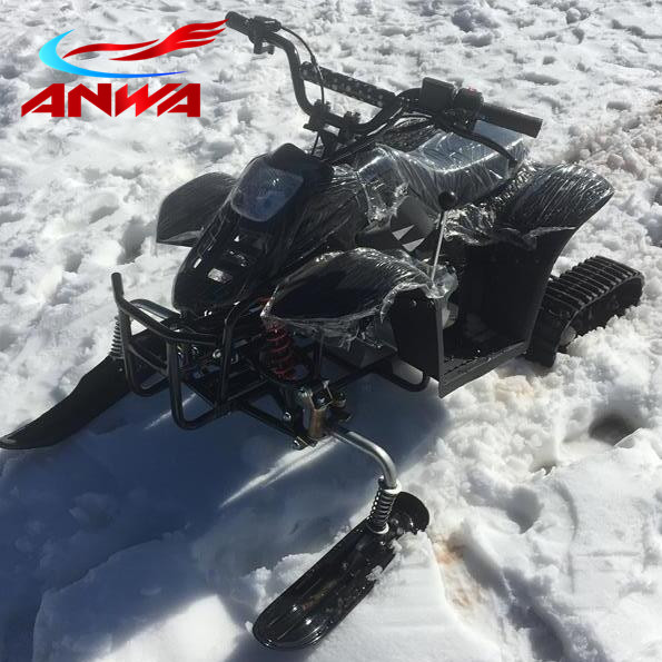 EEC 4x4 500cc Snow Quad Bike