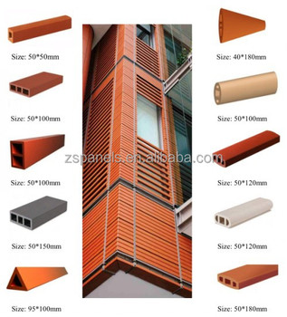 2016 new building construction materials terracotta pipe for New roofing products