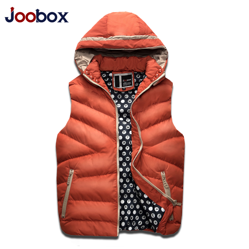 2017 joobox mode herren sleeveless winter gesteppte weste puffy daunenweste