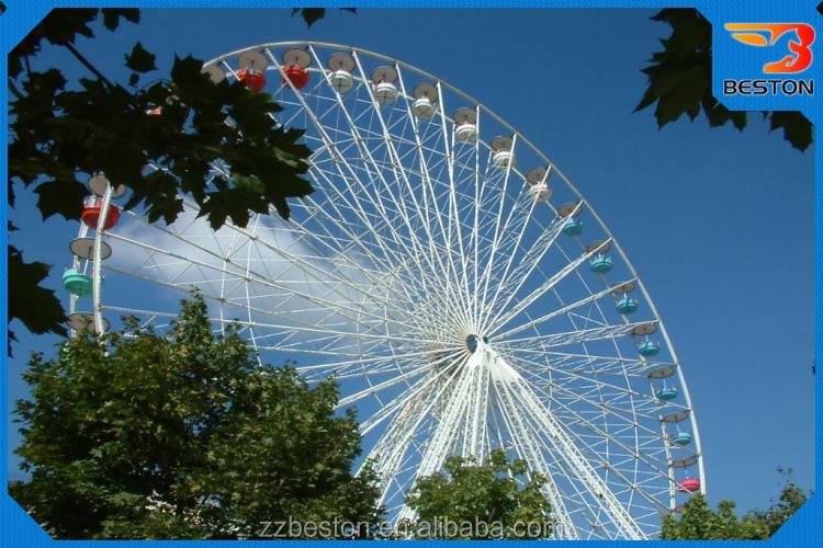 Beston Kddie Carnival Rides: Beston Kiddie Ride For Sale Coin Operated 30m Ferris Wheel