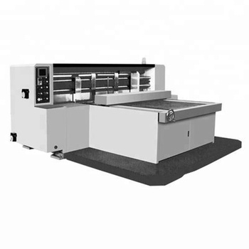 Automatic Rotary Die Cutting Machine For Corrugated Cardboard and Carton Box
