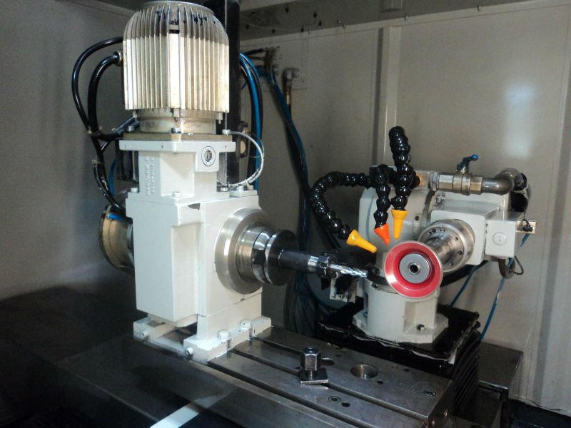 Walter 5 Axis Grinding Machine