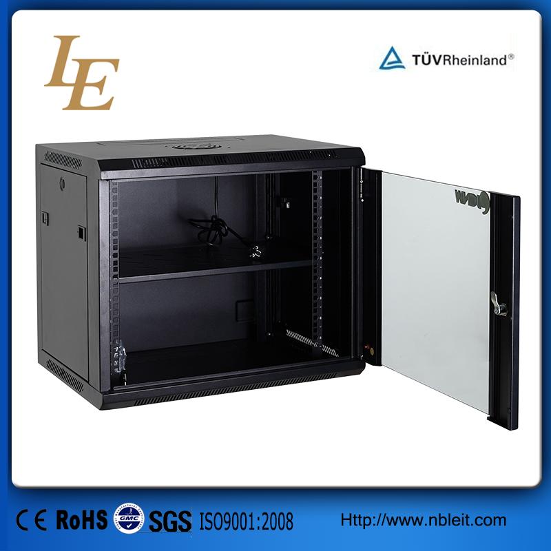 9u Wall Mount Network Server It Cabinet Racks - Buy Server Rack ...