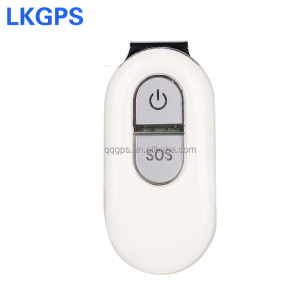 Personal Safety LBS Function 5Meters Accurate Tracking GPS Device For Elders