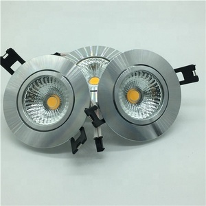 Hot sell 7W mini recessed 12V COB LED Shop Downlight