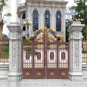 Beautiful house stylish modern main gate designs in the philippines