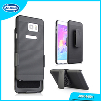 Cell phone cover holster combo case for Samsung Galaxy Note 5