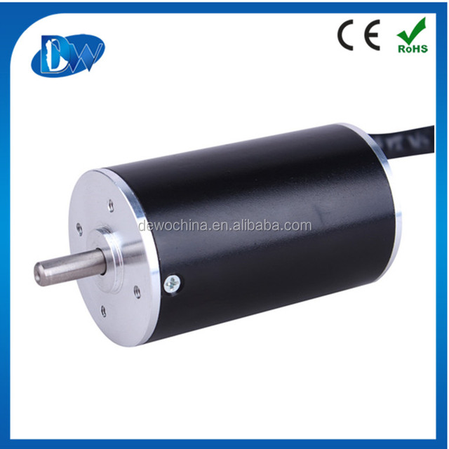 BLDC 12V 8W mini brushless dc motor 6000rpm in China factory