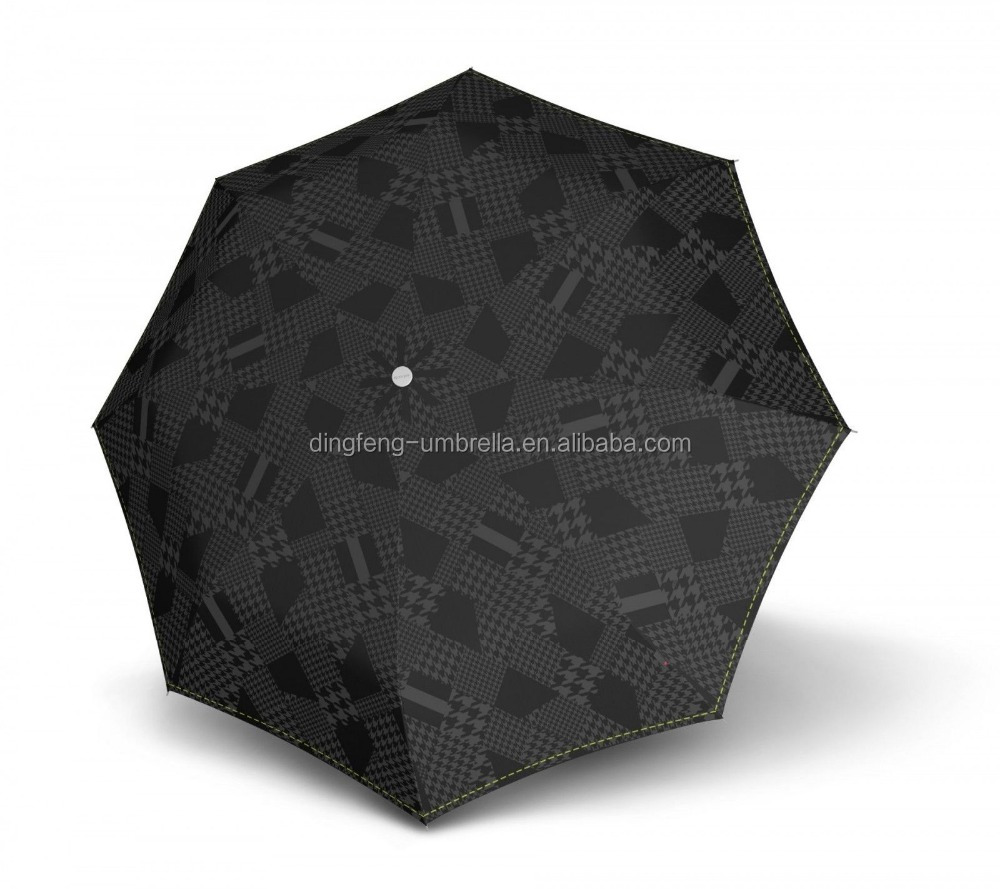 Berlin Lemon creative printing design mini rain folding umbrella mens