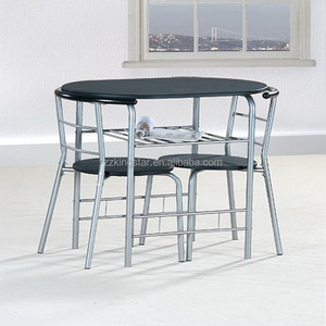 Kitchen room furniture pub home restaurant bistro breakfast dining table chairs set