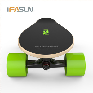 2017 Hot Sale Private Mould Mini Fish Children Electric Skateboard Prices Tool Dual Motor Accessories Custom Skateboard