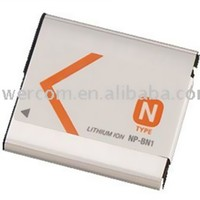 Factory direct supply digital camera battery pack NP-BN1