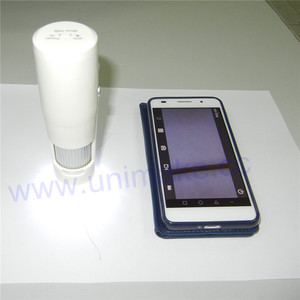 Mobile Phone & Tablet PC Wireless Wi-fi Microscope 5X-200X D110504 Magnifier For Tablet PC/IOS