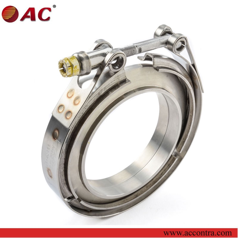 Durable and attractive quick lock clamp glass