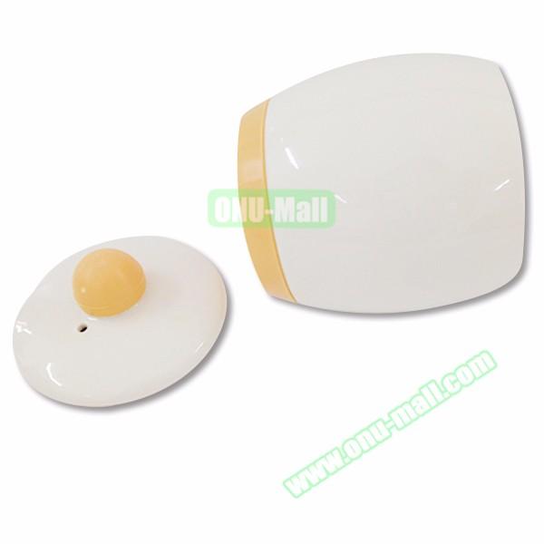As Seen On Tv Ceramic Egg Tastic Microwave Egg Cooker