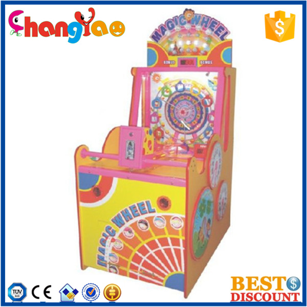 Magic Wheel Video Game Making Machine Hot Sell