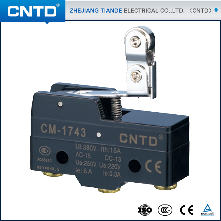 Cntd Products Manufacturer 40t85 Waterproof Electric Micro Switches ...