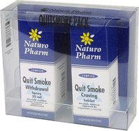Naturo Pharm Quit Smoke Twin Pack