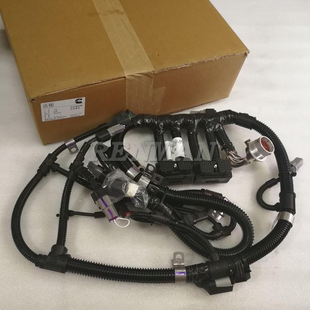 Cummins M11 Engine Wiring Harness 2864488 4952752 4004501 3099356 Wire Packaging 3099357