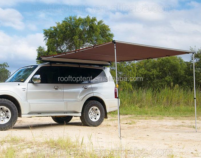 off road accessory retractable Car Side Awning 4x4 awning