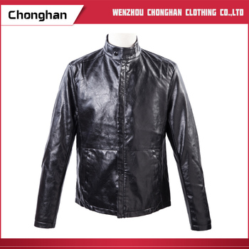Chonghan Mens 2019 Uk New Style Hot Sale Winter Leather Jackets ... 583658159c0