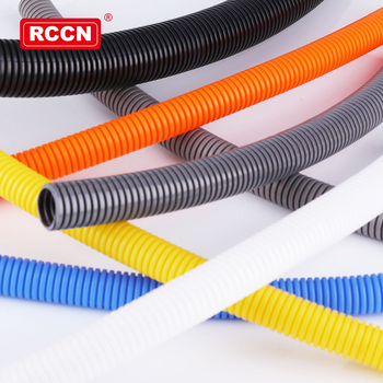 Different Types Protect Cables And Wires Corrugated Plastic Pipe Price Buy Corrugated Plastic Pipe Price Pvc Electrical Conduit Pipes Flexible Conduit Plastic Product On Alibaba Com