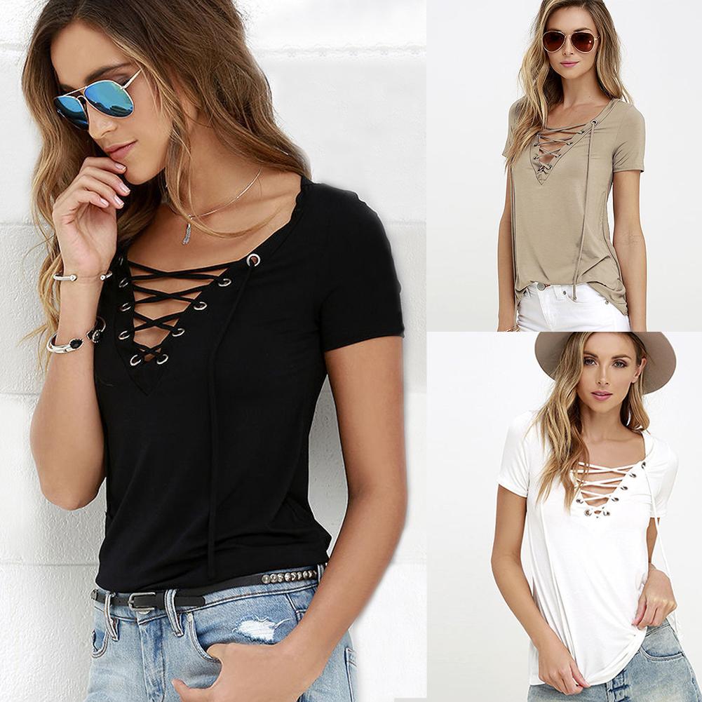 481c979ff6c Detail Feedback Questions about Hot Summer Women T shirt Short ...