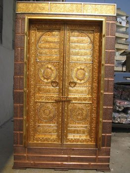 The Door Of The Kaba & The Door Of The Kaba - Buy Islamic Carved Crafts Product on ...